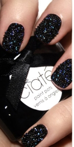 Caviar Nails Advertisement