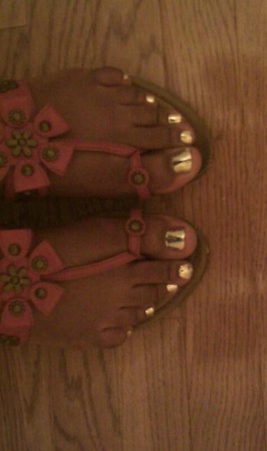 Minx Toes